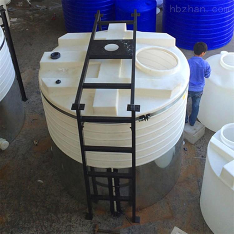 上海锥底加药箱 混凝剂储罐