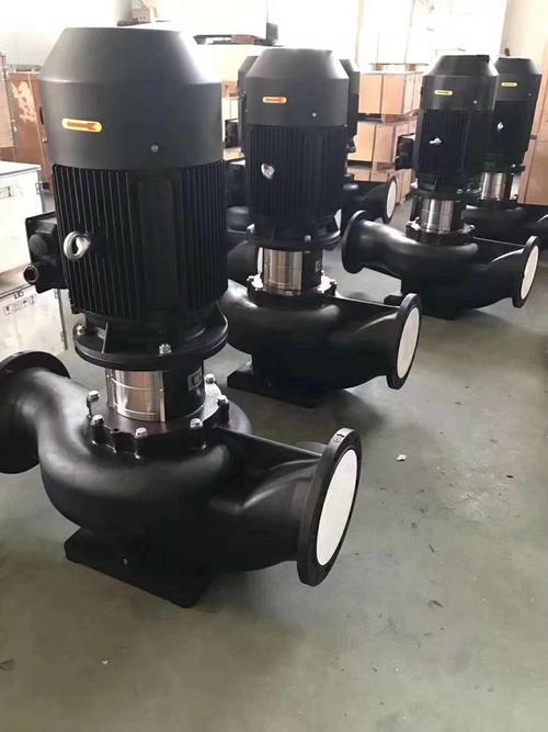 TD型离心泵