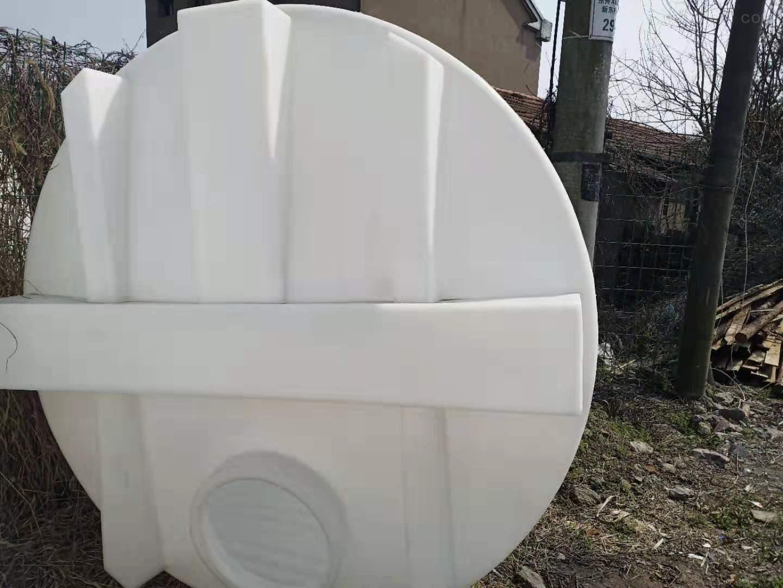 无锡8吨塑料计量箱 食用纯碱储罐