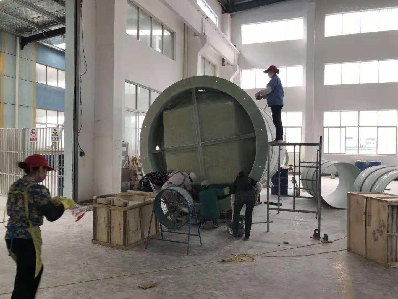 商洛GRP污水提升泵站报价