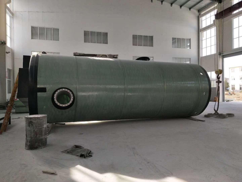 乌兰察布一体化污水提升泵站厂家批发