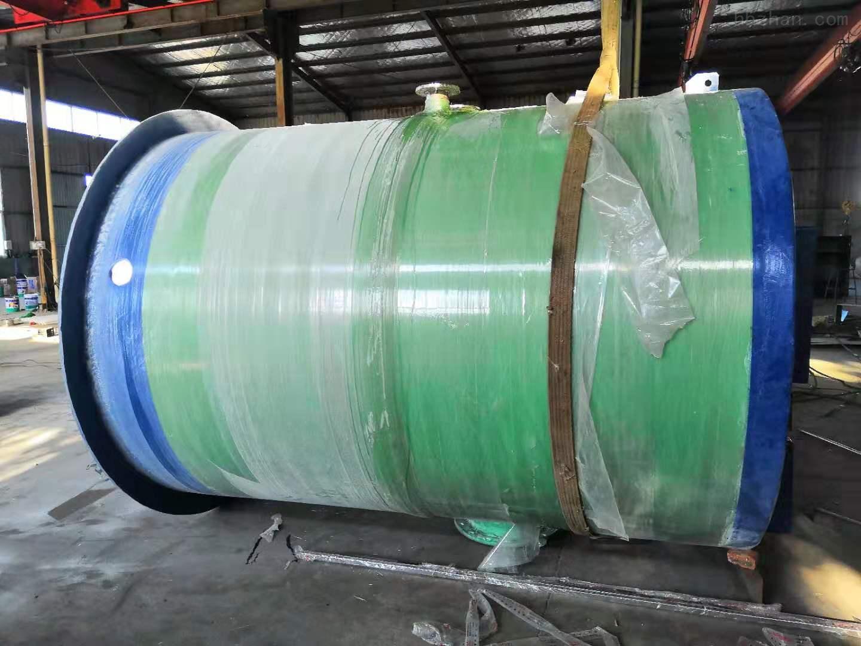 银川GRP污水提升泵站厂家