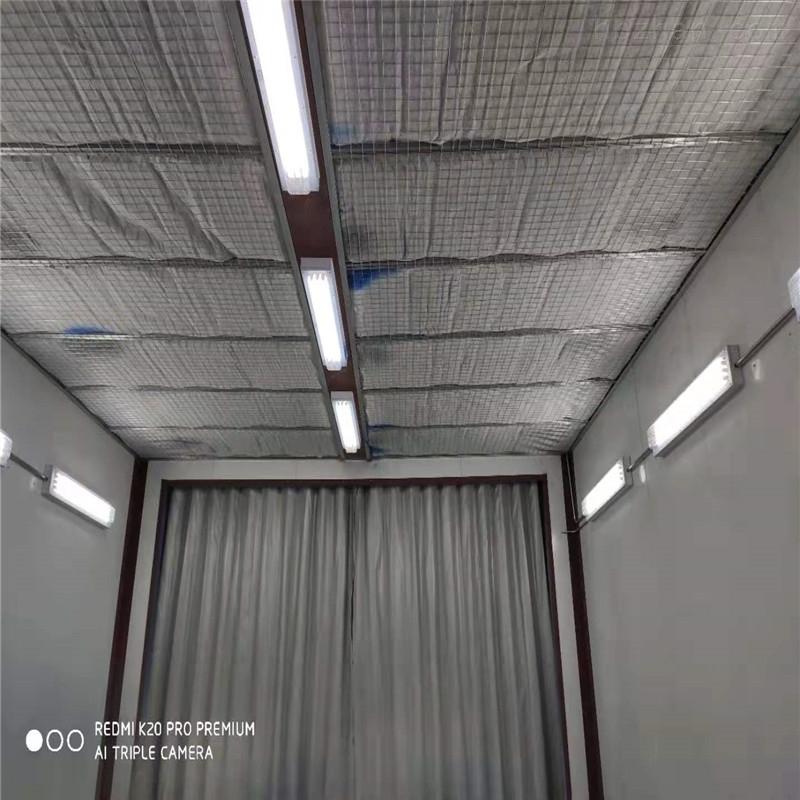 芜湖地吸式喷漆房设备诚信商家