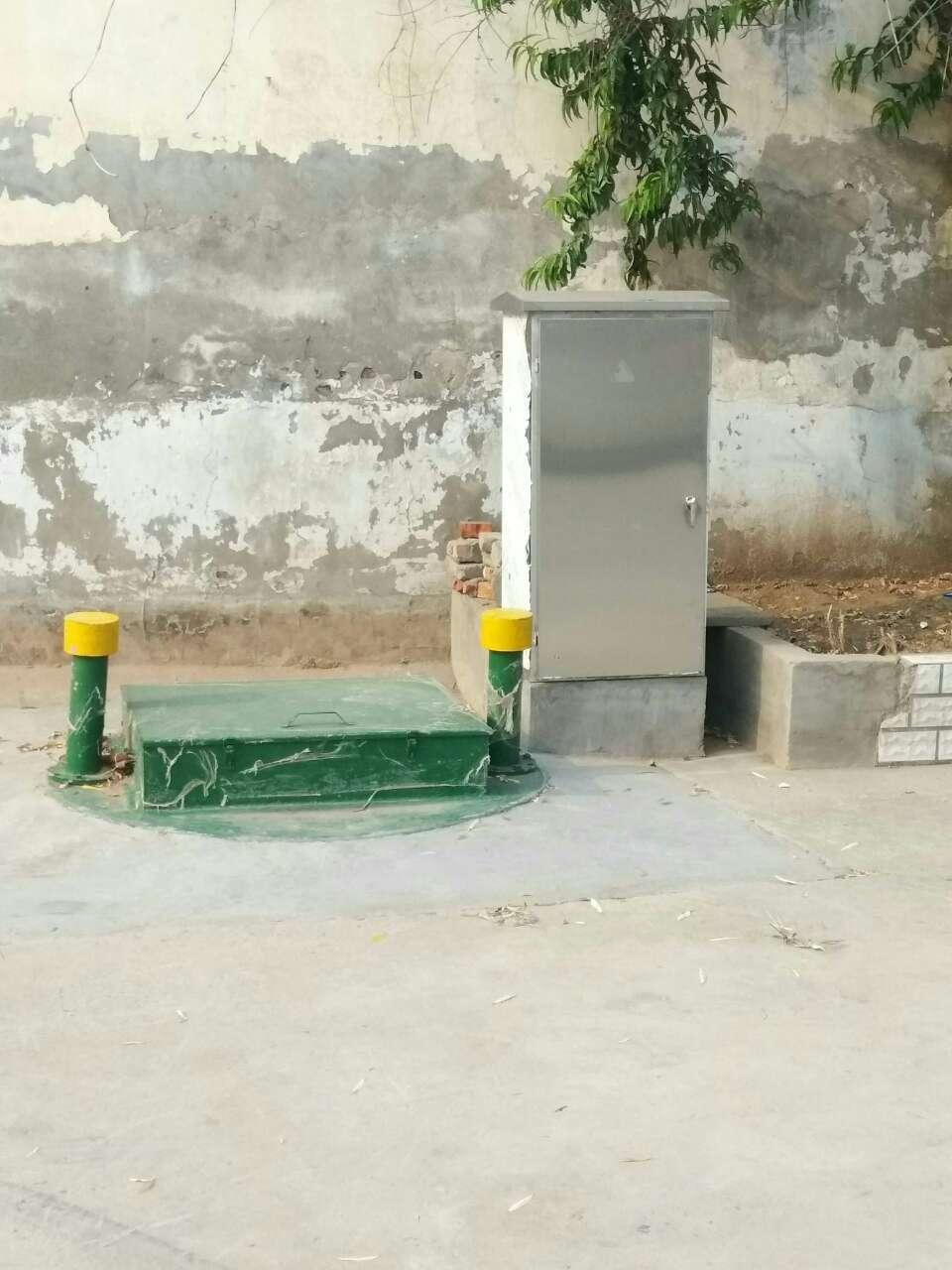 遂宁一体化污水提升泵站*