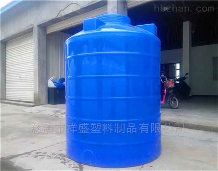 4噸PE加藥罐