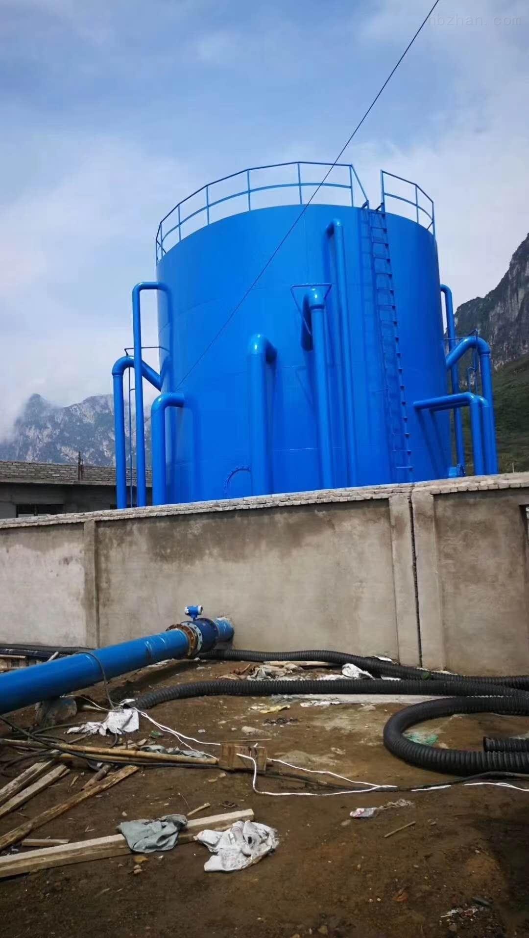 长治地埋式污水处理一体化生产厂家