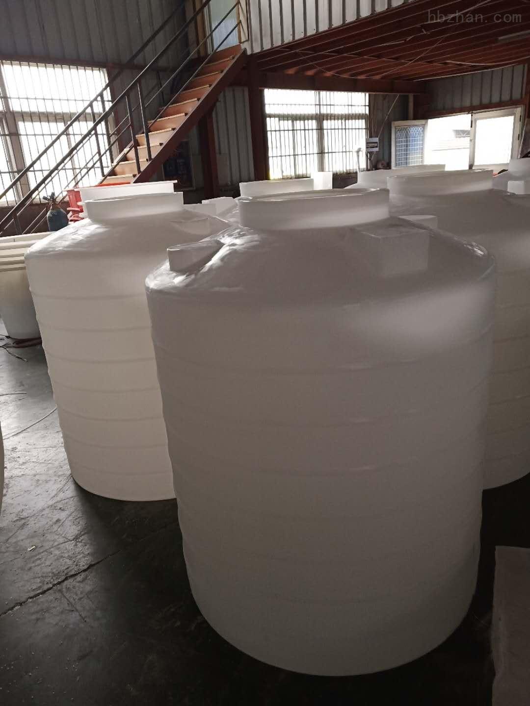 泰安1吨外加剂储罐  PE储罐