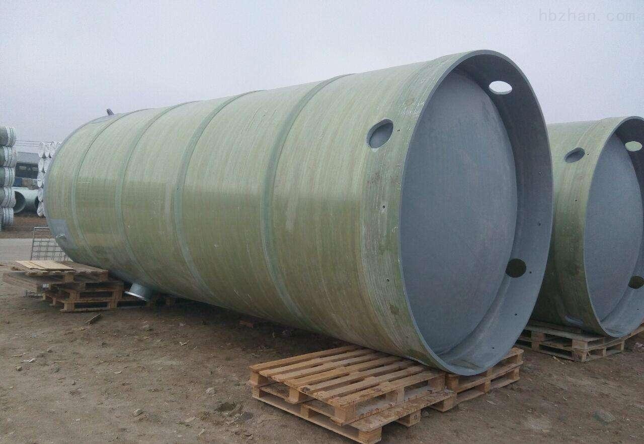 上饶 地埋式雨水泵站
