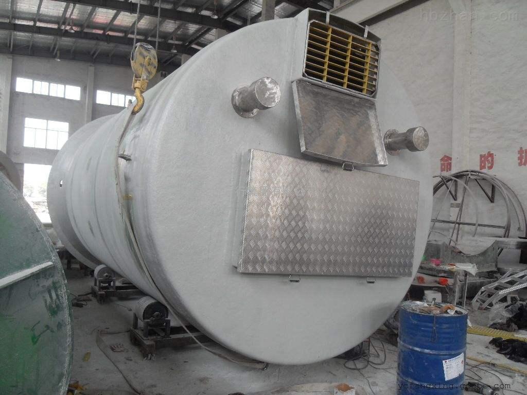 南昌一体化污水泵站
