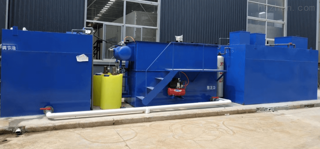 晋中一体化生活污水处理设备*