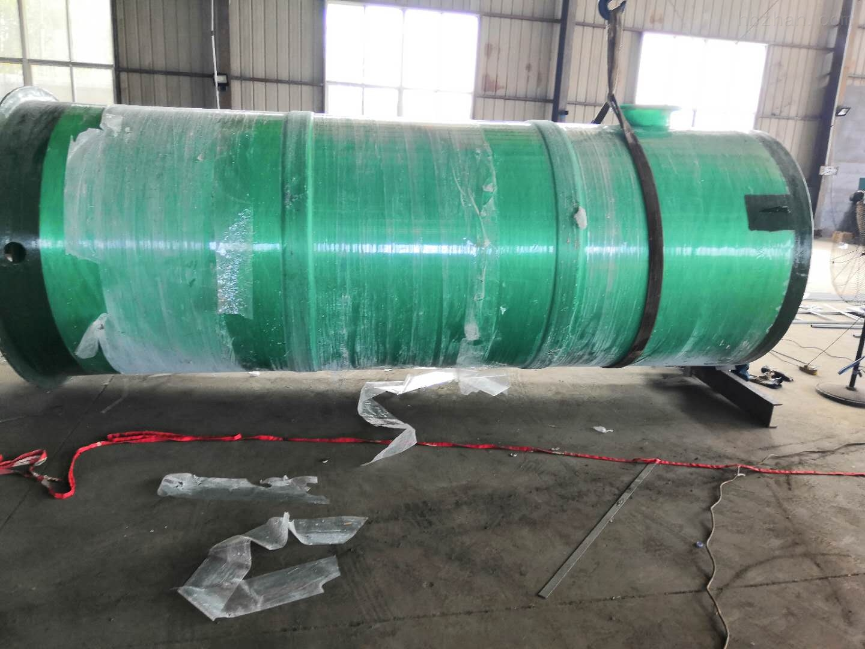 阿里雨水提升泵站生产厂家