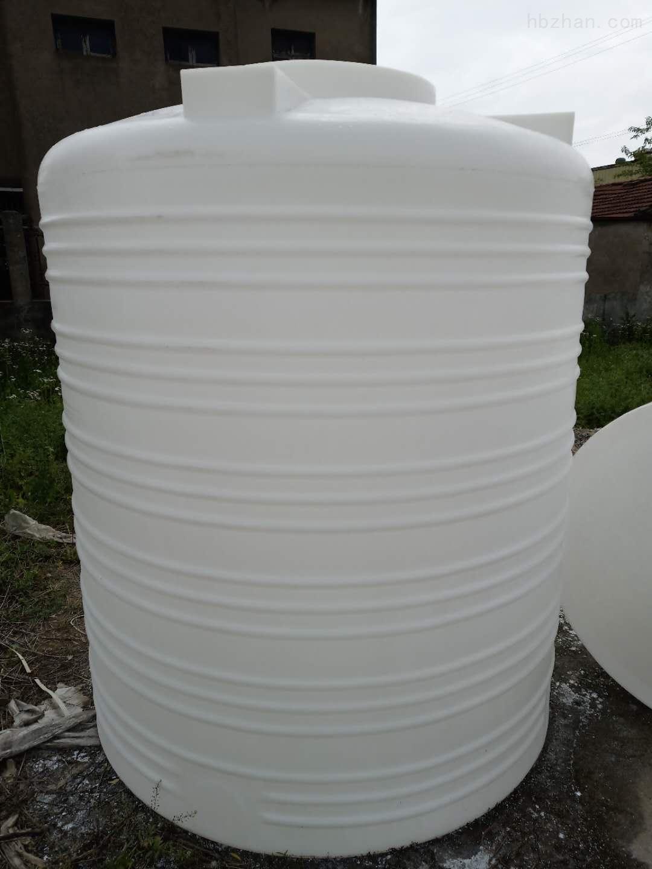 泰安3立方PE水箱  外加剂储存罐