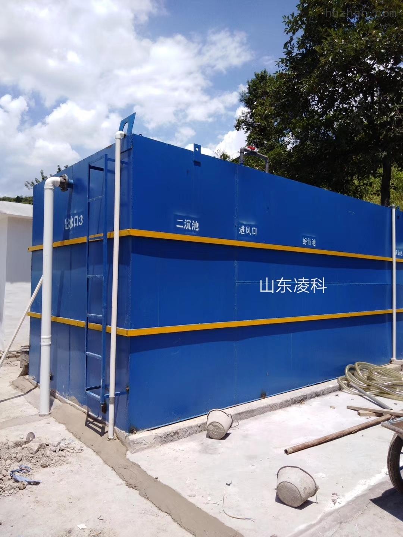 松原一体化废水提升泵站用于低洼处雨污水排涝