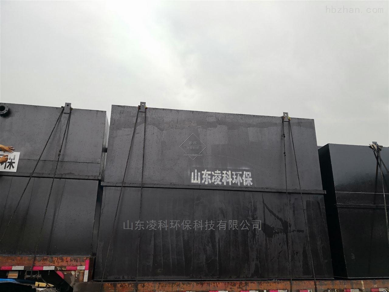 沧州一体化雨水提升泵站怎么选择