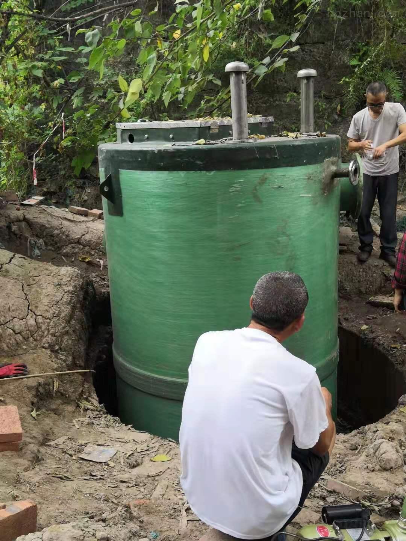 日喀则一体化污水提升泵站厂家直销