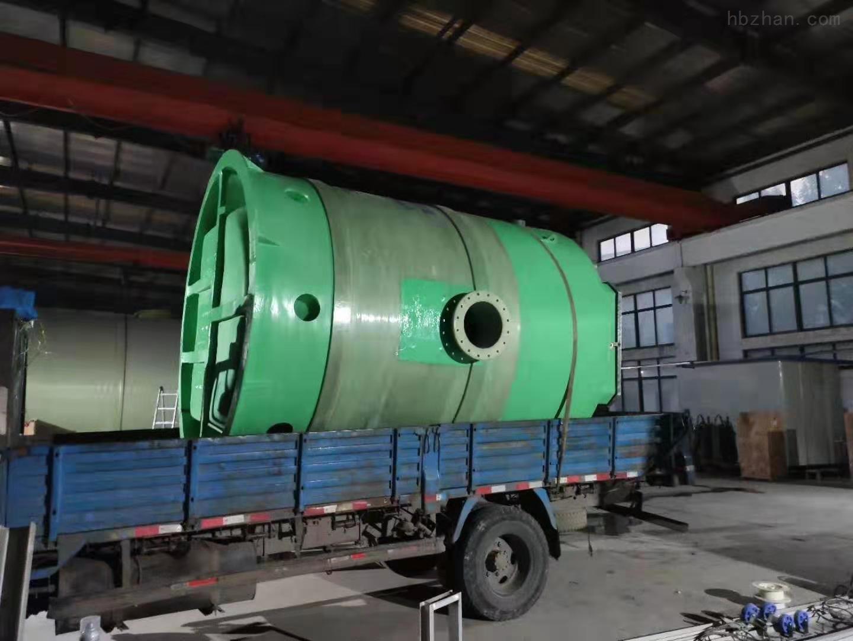湘西GRP污水提升泵站报价