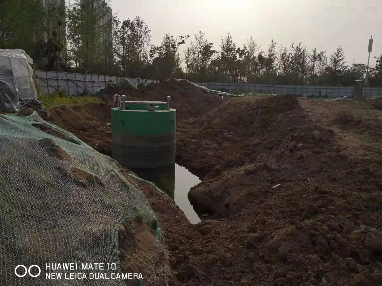 黑河一体化污水提升泵站厂家批发