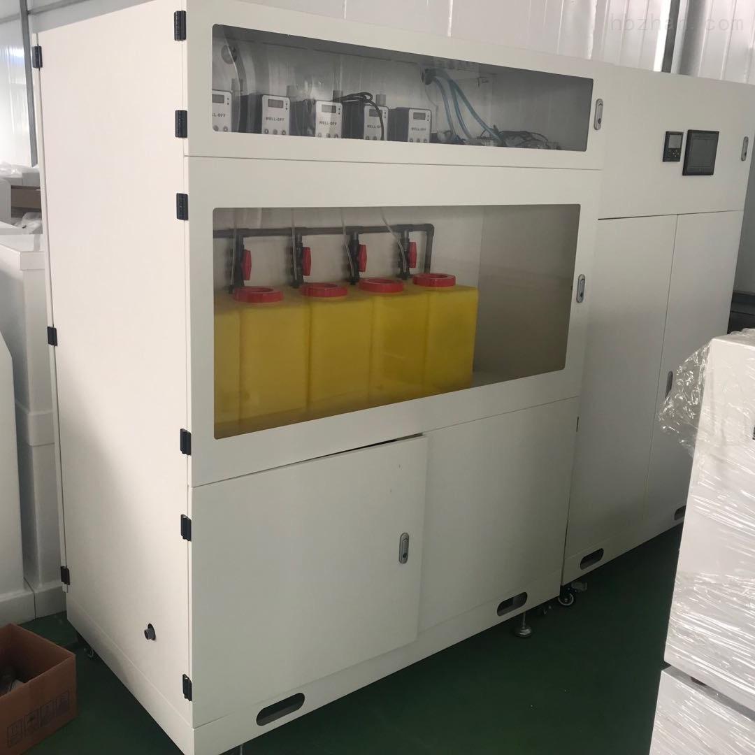 新乡医学实验室污水处理设备工艺流程