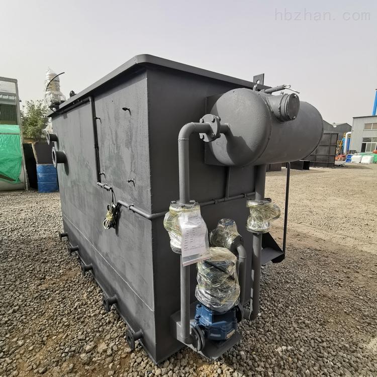 乌兰察布服务区生活污水处理设备资质齐全
