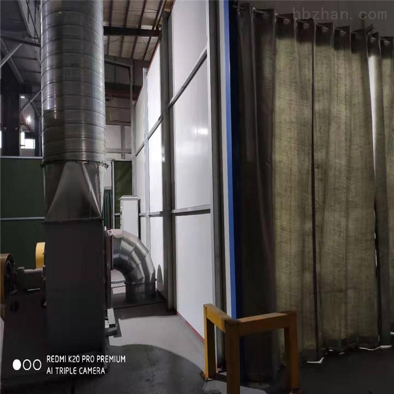 黄山地吸式喷漆房设备生产厂家