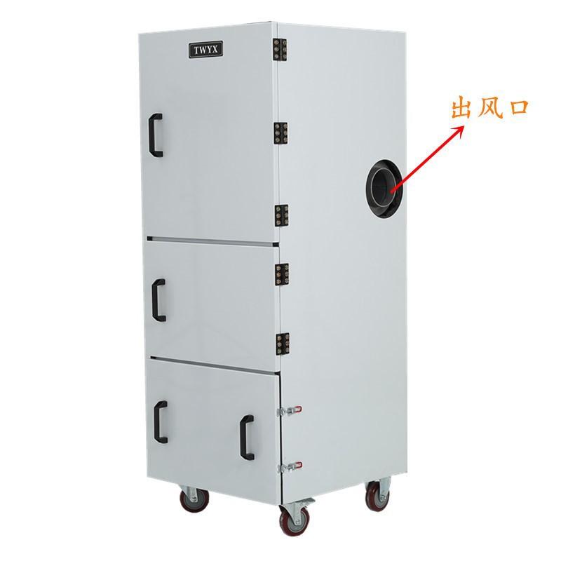 工业磨床吸尘器 1.5KW磨床粉尘集尘机 率磨床集尘器厂家示例图9