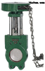 Z73X链轮式浆液阀