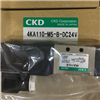 CKD喜开理4KA110-M5-B-DC24V电磁阀功用